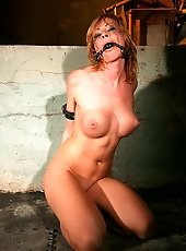 Cute little fuck slut trained to serve her master